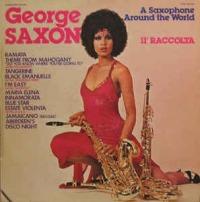 George Saxon - Estate violenta (inst sax) cover