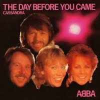 ABBA - The Day Before You Came cover