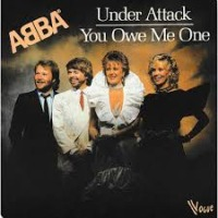 ABBA - Under Attack cover