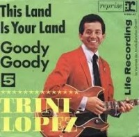 Trini Lopez - This Land Is Your Land cover