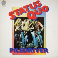 Status Quo - Bye Bye Johnny cover