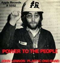John Lennon - Power to the People cover