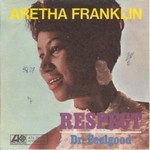 Aretha Franklin - Respect cover