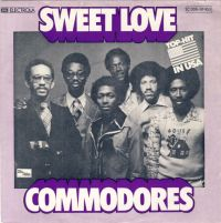 The Commodores - Sweet Love cover