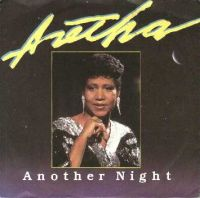 Aretha Franklin - Another Night cover