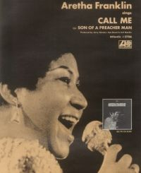 Aretha Franklin - Call Me cover