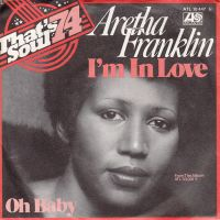 Aretha Franklin - I'm In Love cover