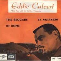 Eddie Calvert - Il silenzio (instr) cover