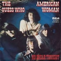 The Guess Who - American Woman cover