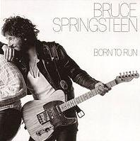 Bruce Springsteen - Born To Run cover
