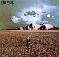 John Lennon - Mind Games cover