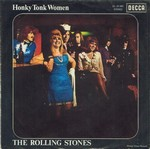 The Rolling Stones - Honky tonk women cover