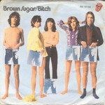 The Rolling Stones - Brown sugar cover