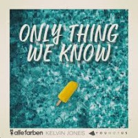 Alle Farben - Only Thing We Know cover